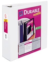 "Avery® Durable View Binder with 3"" Slant Rings 17042, Packaging Image"