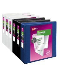 Avery Durable View Binders 17048