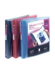 Silhouette Flexible View Binder