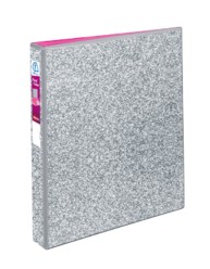 """Avery® Dual Color Binder with 1"""" Round Rings, 17245, Packaging Image"""