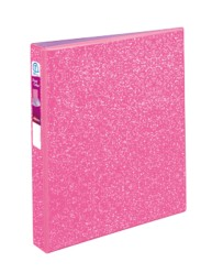 """Avery® Dual Color Binder with 1"""" Round Rings, 17250, Packaging Image"""