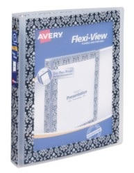 Avery Flexi-View Binders 17644