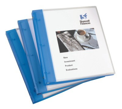 Flexible Presentation Binders 17670