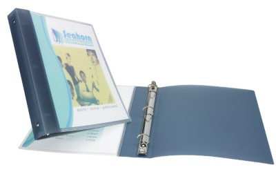 Flexible Presentation Binders 17676