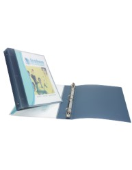 Flexible Presentation Binders