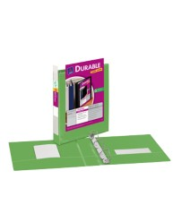 """Avery® Durable View Binder with 1-1/2"""" Slant Rings 17835, Application Image"""