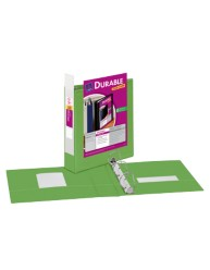 "Avery® Durable View Binder with 2"" Slant Rings 17838, Application Image"