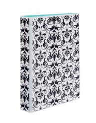 """Avery® Mini Durable Style Binder with 1"""" Round Rings 18445, Packaging Image"""