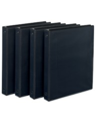 """Avery® Economy View Binder with 1"""" Round Rings 19203, Packaging Image"""