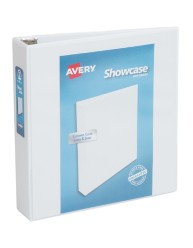 Showcase View Binders