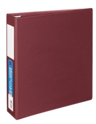 "Avery® Heavy-Duty Binder with 2"" One Touch EZD™ Ring 21003, Packaging Image"