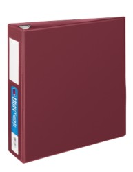 "Avery® Heavy-Duty Binder with 3"" One Touch EZD™ Ring 21004, Packaging Image"