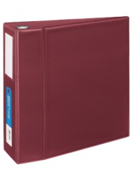 "Avery® Heavy-Duty Binder with 4"" One Touch EZD™ Ring 21005, Packaging Image"