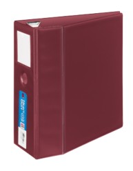 "Avery® Heavy-Duty Binder with 5"" One Touch EZD™ Ring 21006, Packaging Image"