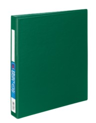 "Avery® Heavy-Duty Binder with 1"" One Touch EZD™ Ring 21007, Green"