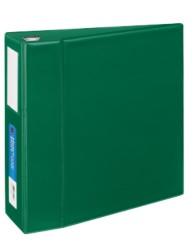 "Avery® Heavy-Duty Binder with 4"" One Touch EZD™ Ring 21011, Packaging Image"