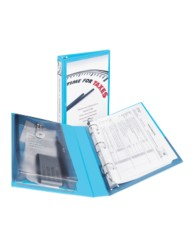 Avery Durable View Protect & Store Mini Binder 23014 Packaging Image