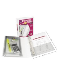 Avery Durable View Protect & Store Mini Binder 23023 Packaging Image