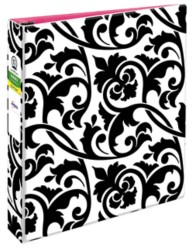 """Avery Fashion View Binder with 1-1/2"""" Round Rings, 26728, Application Image"""
