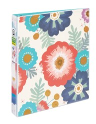 "Avery® Durable View Binder with 1"" Round Rings 26800"
