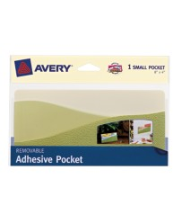 Avery® Removable Adhesive Pocket 40211, Packaging Image