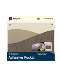 Avery® Removable Adhesive Pocket 40213, Packaging  Image