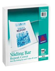 Sliding Bar Report Covers