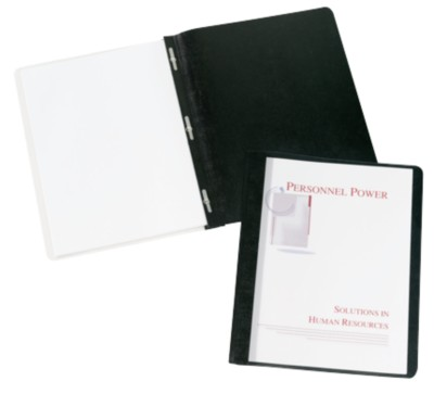 Clear Front Report Covers - Coated Paper 47960