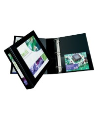 "Avery® Framed View Binder with 2"" One Touch EZD™ Ring 68032, Application Image"