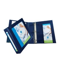 "Avery® Framed View Binder with 2"" One Touch EZD™ Rings 68033,  Application Image"