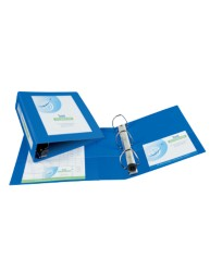 "Avery® Framed View Binder with 3"" One Touch EZD™ Rings 68039, Application Image"