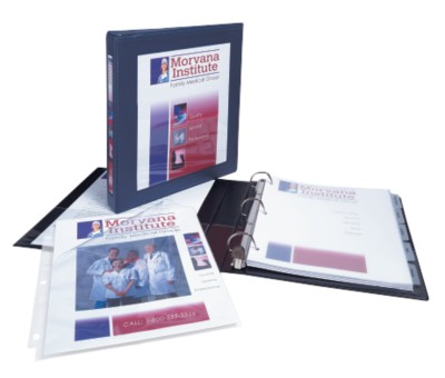 Framed View Binders 68054