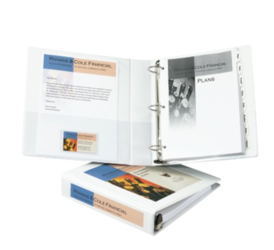 Framed View Binders 68060