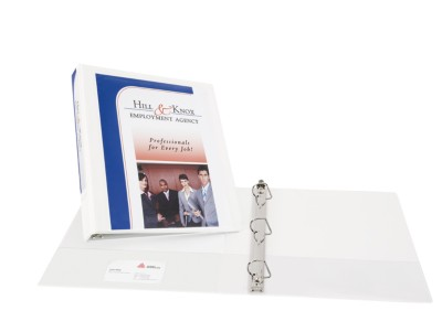 Design Edge Presentation Binders 68085