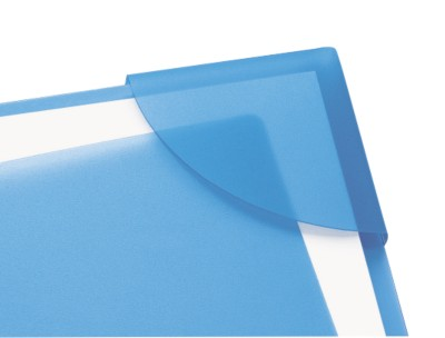 Corner Lock High Capacity Document Sleeves 72268