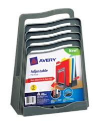 Avery®  Adjustable File Rack 73524, Packaging  Image