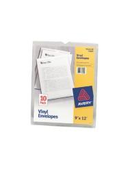 """Vinyl Envelopes, 9"""" x 12"""""""