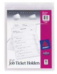 Job Ticket Holders