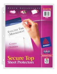 Secure Top Sheet Protectors