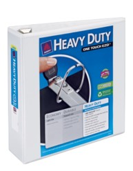 Heavy Duty EZD (TM) View Binders