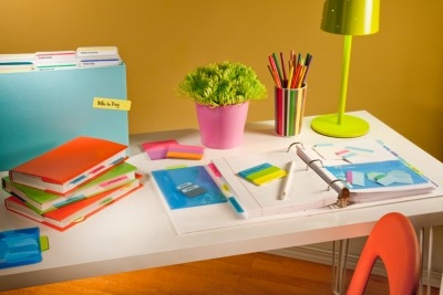 Organization in Bloom: Tips on Using Color