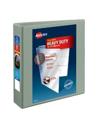 """Avery Heavy-Duty View Binder with 2"""" One Touch EZD Rings 79402, Application Image"""