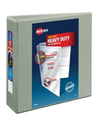 "Avery Heavy-Duty View Binder with 3"" One Touch EZD Rings 79403, Packaging Image"
