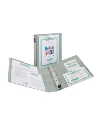 Heavy Duty Reference Binders - EZD Ring