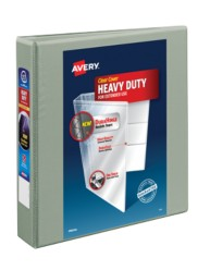"Avery Heavy-Duty View Binders with 1-1/2"" One Touch Rings 79405, Application Image"