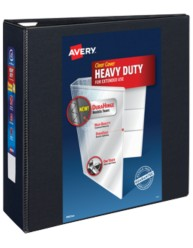 Avery Heavy Duty View Binder 79604