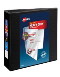 "Avery® Heavy-Duty View Binder with 3"" One Touch Rings 79693, Packaging Image"