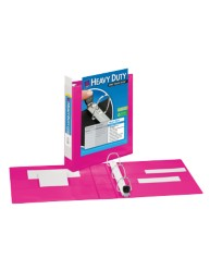 "Avery® Heavy-Duty View Binder with 1-1/2"" One Touch EZD™ Rings 79721, Application Image"