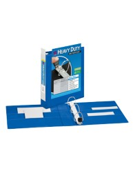 "Avery® Heavy-Duty View Binder with 1-1/2"" One Touch EZD™ Rings 79722, Application Image"