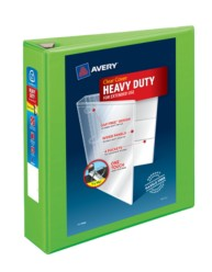 "Avery® Heavy-Duty View Binder with 2"" One Touch EZD Rings 79776, Packaging Image"